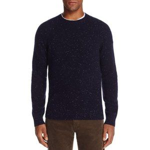 NEW Bloomingdale's 100% Donegal Cashmere Sweater